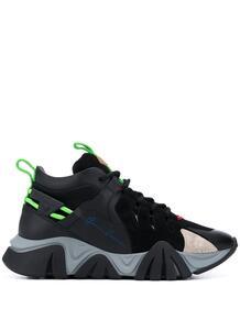 кроссовки Squalo Hiker Versace 155560875249