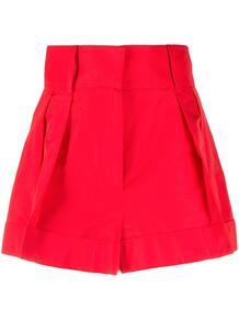 шорты со складками Valentino 152793145252