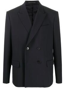 двубортный пиджак Valentino 155792985348