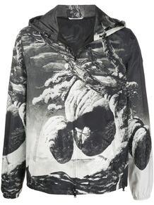 куртка Floating Island с капюшоном Valentino 152636305254