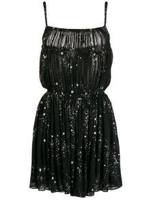 платье с блестками Yves Saint Laurent 143376148883