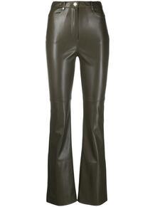 расклешенные брюки с завышенной талией Patrizia Pepe 160756975156