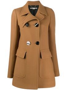 пальто с массивными пуговицами Stella Mccartney 150315015250