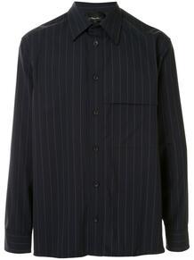 рубашка оверсайз в тонкую полоску 3.1 PHILLIP LIM 146824558883