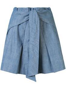 шорты с поясом 3.1 PHILLIP LIM 1496126852