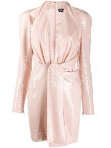 коктейльное платье с пайетками Tom Ford 152963785156