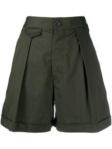 шорты А-силуэта с завышенной талией Dsquared2 162907025252