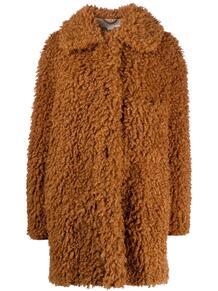 шуба Fur Free Fur Josephine из искусственной овчины Stella Mccartney 159119775248
