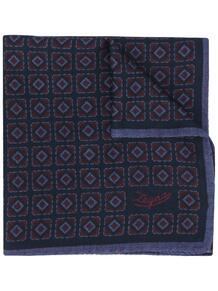 платок-паше с узором Ermenegildo Zegna 15480060636363633263