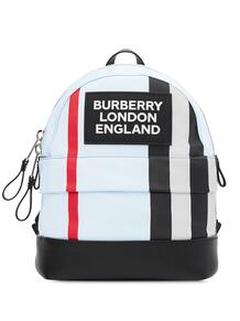 рюкзак в полоску Icon Stripe с логотипом Burberry Kids 14940433791101013283