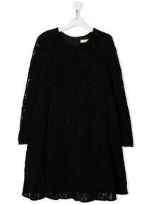 платье с вышивкой Monnalisa 1435989683