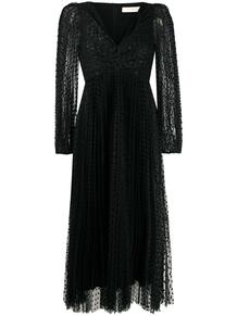 платье из тюля в горох Zimmermann 1577085449