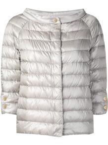 стеганая куртка HERNO 138898235248