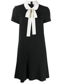 платье с бантом RED VALENTINO 155750295248