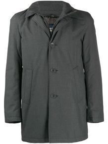 пальто с двойным воротником HERNO 142773135350