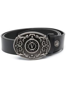 ремень с узором Barocco Versace Jeans Couture 161864795753