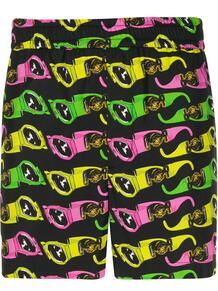 спортивные шорты с принтом Versace 147634815256