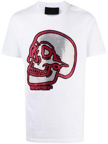 декорированная футболка PHILIPP PLEIN 155430698883
