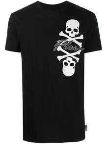 футболка с круглым вырезом PHILIPP PLEIN 1588645776
