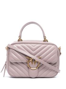 стеганая сумка-тоут Pinko 16123099636363633263