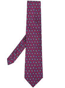 галстук с принтом пейсли Etro 16346691636363633263