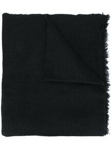 объемный шарф с бахромой Rick Owens 15750977636363633263