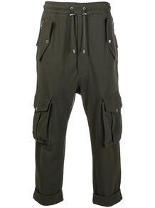 спортивные брюки с кулиской BALMAIN 1582238277