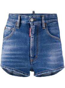 джинсовые шорты Dsquared2 148293185156