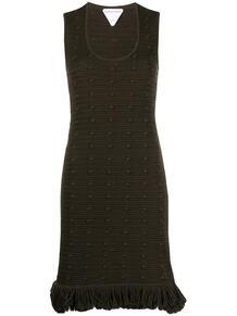 платье с бахромой Bottega Veneta 161437308883