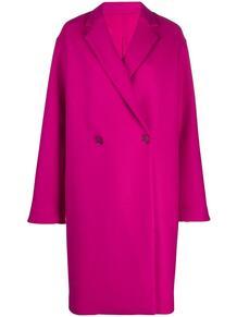 двубортное пальто средней длины Stella Mccartney 150314675252