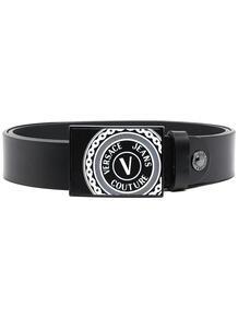 ремень с пряжкой-логотипом Versace Jeans Couture 162941675748