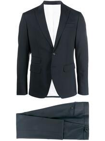 костюм с однобортным пиджаком Dsquared2 163913655348