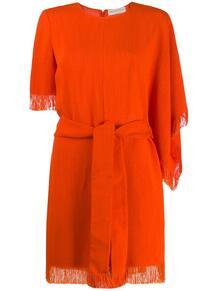 платье с бахромой EMILIO PUCCI 146461175248