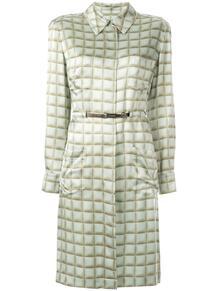 платье с длинными рукавами Chanel Pre-Owned 138548375250