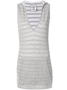 платье без рукавов Chanel Pre-Owned 138969825250