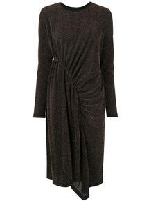 платье миди Magmatic с блестками KAREN WALKER 1476711954