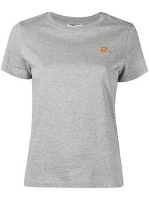 футболка с нашивкой Tiger Kenzo 1614992883