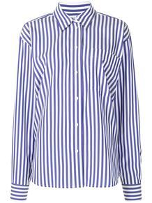 рубашка в полоску PUSHBUTTON 1629134883