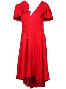 платье с бантом DELPOZO 129034305248