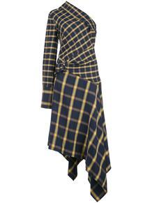 платье в клетку MONSE 1443128052