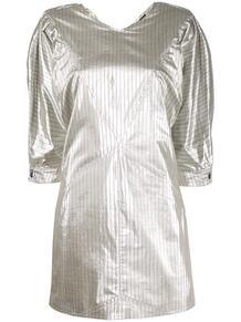 платье мини в тонкую полоску Isabel Marant 148071675152