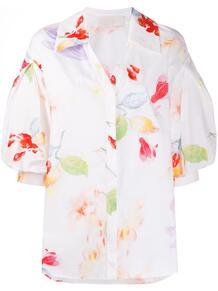 рубашка с цветочным принтом Peter Pilotto 149661944956