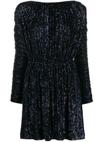 платье с пайетками Yves Saint Laurent 1510515176
