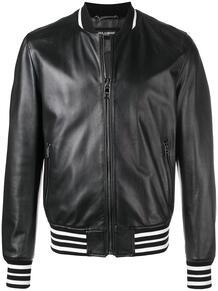классическая куртка-бомбер Dolce&Gabbana 135017955348
