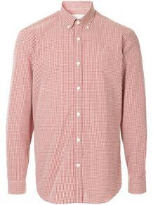 клетчатая рубашка на пуговицах GIEVES & HAWKES 12645190888876