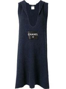 вязаное платье Chanel Pre-Owned 145493535250