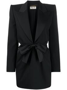 платье с бантом Yves Saint Laurent 149025005154