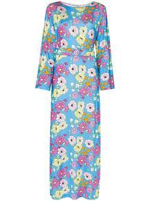 платье макси Daisy Love с цветочным принтом BERNADETTE 151644495154