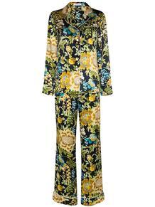 пижама Lila с цветочным принтом Olivia Von Halle 159666118883