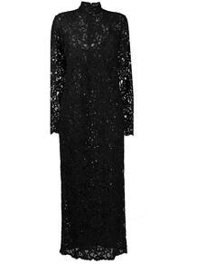 кружевное платье с пайетками Yves Saint Laurent 160247075248